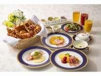 朝食 洋定食