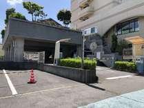 ホテル駐車場一例