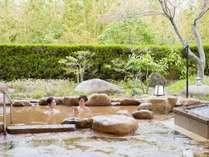 三の湯露天風呂