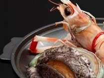 【雛寿司付】夕食は、近海でとれた旬の海の幸などスペシャル会席をご用意!