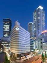 駅前モンブランホテル(4/1から 名古屋駅前モンブランホテル に名称変更)