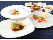 近江牛赤ワイン煮込みパイ包みフルコースディナー。※画像はイメージとなります。