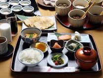 2014年7月からの新しい和食朝食