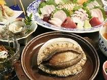 《あまからアワビの煮貝》 やわらかな三陸産煮あわび付き! 海のめぐみをまるかじり♪  絶品グルメ☆