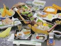 【お料理一例】季節によりお料理内容が変わります。