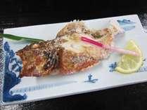 【追加料理一例】焼き魚