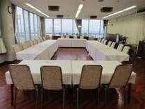 【会議室 2階】レストランを会議室としてご利用いただけます。(要予約)