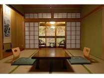 別館(拝殿棟)特別宿泊プラン客室(10畳+2畳(縁側))