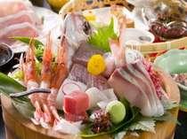 日本海の幸 海鮮御膳