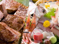 【特典付き】メイン料理を海鮮和牛ステーキが選べるファミリープラン☆