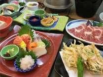 迷ったらコレ☆富山特産三昧『越中会席』白エビ・きときとお魚・名水ポーク  TOYAMAでお腹いっぱいに☆