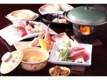 【犬観のこだわり】港町銚子ならではの新鮮な海の幸と旬の食材を♪夕食一例