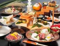 【プレミアムルーム×一番人気】銚子ならではの食材を用いた会席料理をご堪能♪「スタンダードプラン」