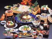 9月12日1日限りの限定P「爛漫膳」に+クロアワビの陶板焼き