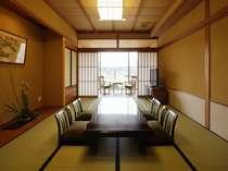 1室のみ■露天風呂付スイートルーム■で過ごす贅沢なひととき♪料理長厳選!旬食材満載の極上会席プラン