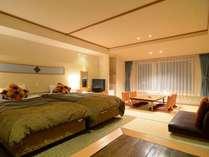 【西館和洋室】※お部屋のタイプは異なることがございます。