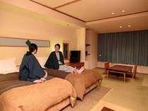 【和洋室】~お部屋で寛ぎのひとときを~