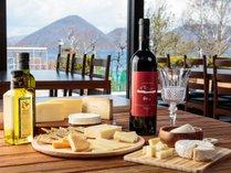 ★【2017.4.28Renewal OPEN!】ビュッフェレストラン~自家製チーズはオリジナルワインとともに~