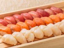 ★【2017.4.28Renewal OPEN!】ビュッフェレストラン~お寿司は季節のネタを含め4種類!
