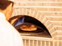 ★【2017.4.28Renewal OPEN!】ビュッフェレストラン~ピッツァは石窯焼でアツアツを!
