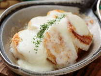 東館地下1階「旬彩和房 ななかまど」~自家製チーズ料理もご提供~