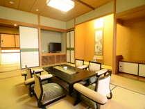 【1951号室】~12畳とツインルームの広々とした空間でゆっくりお過ごしいただけます~(和室)