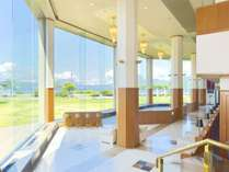 【中央館地下1階】ロビーラウンジ「バリアント」~休憩場所としてどなたでもご自由にご利用頂けます~