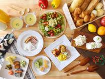 ◆朝食ビュッフェ~和洋約90種のメニューで朝のエネルギーをチャージ!~(写真はイメージです)