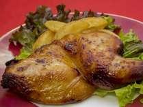 クリスマスに国産鶏のローストチキン♪