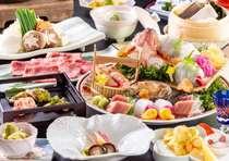 饗宴の膳 春の画像