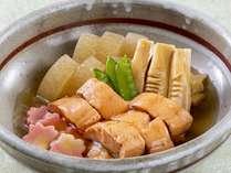 【春香旬菜】桜鱒の吉野煮と筍の煮物(2020.3~5月限定)