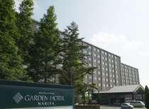 光と緑の中に建つホテル★全室ダブルベッド*ゆったり28平米客室*ランドリー無料
