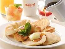 【朝食イメージ】和洋バイキングスタイルのご朝食でエネルギーチャージ!!
