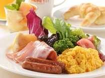 【朝食イメージ】ご朝食はロビーフロアの「レストラン AVANTI」でお召し上がりいただけます。
