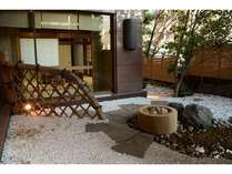 日本料理 中津川 庭園