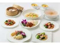 中華夕食サンプル