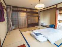 Room1 和室 定員4名 / Japanese-style room for 4 people