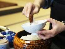【ご朝食】米沢の老舗豆腐店から仕入れた滑らかな味と、山形ブランド米「つや姫」は絶品