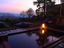 ●露天風呂からの絶景の眺望♪