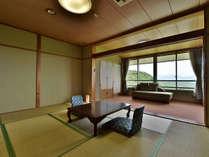 和室10畳+6畳※階により配置が異なる場合がございます。