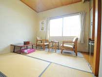 【和室の一例(4.5畳)】ご利用人数に応じてお部屋をご用意いたします。