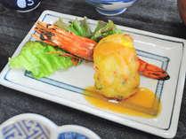 【夕食】料理の一例