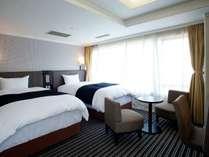 【プレミアツイン】当ホテル1部屋限定!ハイクラスのご滞在。