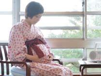 プレママの旅行応援♪妊婦さま目線で考えた特典満載のマタニティプランをご用意いたしました♪