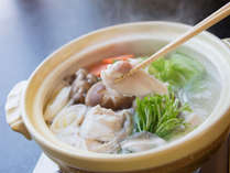 ぷりっとした肉厚の身を存分に味わえる淡路島3年とらふぐのてっちり鍋