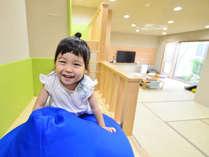 温泉宿にロフトがあるなんて!!お子様も安心の広々空間。ご家族皆さんでお楽しみください。