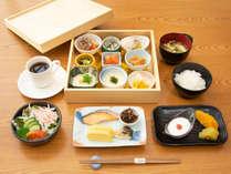 【和朝食セット】大人様と小学生以上のお子様の朝食セットです。