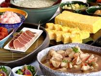 和食メインの朝食(イメージ)