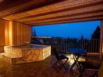 【水月のスタンダードStyle】  ~露天風呂付き客室×ご夕食はくずし懐石料理 をお部屋食で~