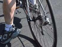 【夏コレ】安曇野北アルプス白馬◇サイクリリスト歓迎♪自転車で大自然を満喫 《1泊2食》